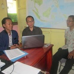 Kunjungan Kerja Pengawas Pembina SMK