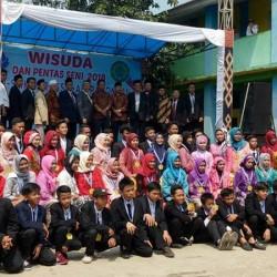 Wisuda SMK Darussalam Panongan 2018