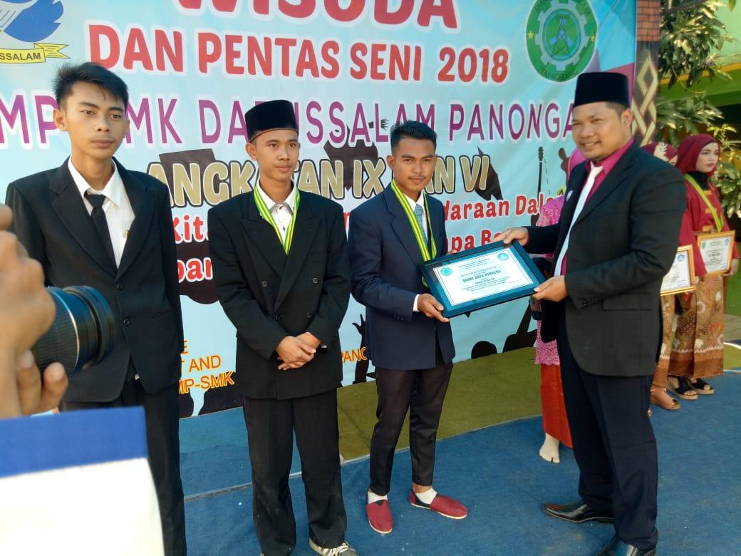 SMK Darussalam Panongan Otomotif