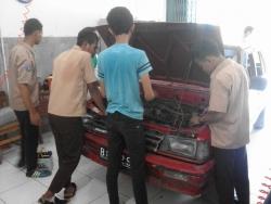 Praktek Otomotif